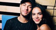 Neymar Jr e Bruna Marquezine - Instagram