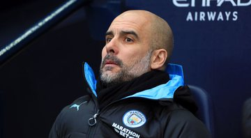 Pep Guardiola teve email invadido - GettyImages
