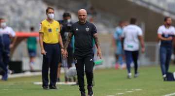 Sampaoli pode estar de saída do Atlético-MG - GettyImages