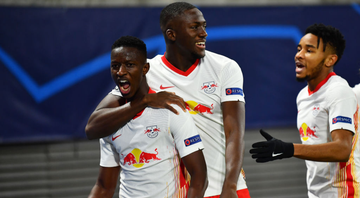 Classificado! RB Leipzig bate o Manchester United por 3 a 2 e garante a classificação na Champions League! - GettyImages