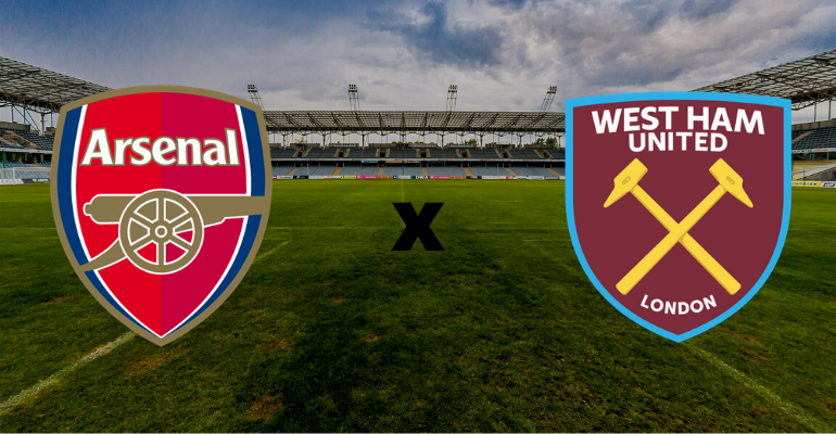 Arsenal x West Ham