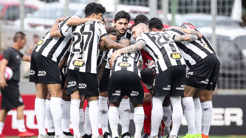 Elenco do Atlético Mineiro
