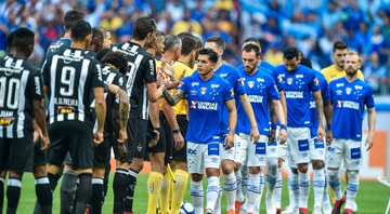 Cruzeiro provocou os rivais do estado - GettyImages