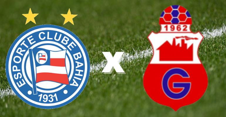 Sportbuzz · Bahia x Deportivo Guabirá: saiba onde assistir e as prováveis escalações