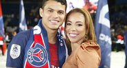Belle Silva é esposa do zagueiro do Paris Saint-Germain, Thiago Silva - Instagram
