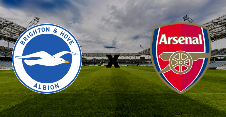 Brighton x Arsenal