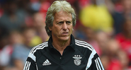 Jorge Jesus, do Benfica! - GettyImages