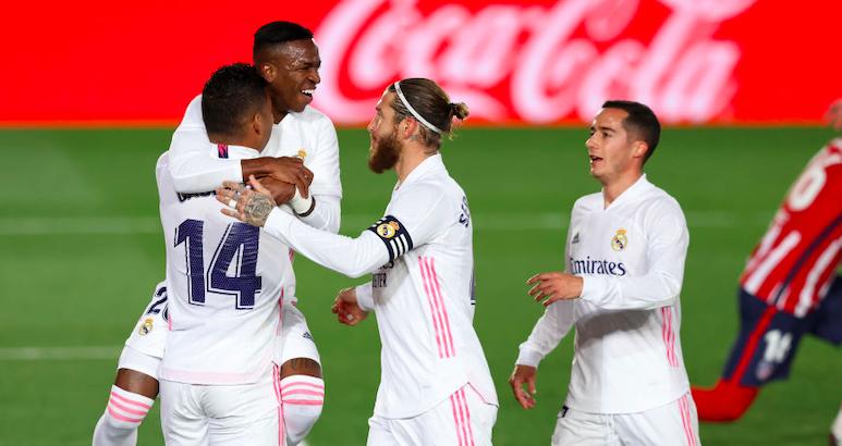 Sportbuzz Apos Torcida De Koeman Real Madrid Vence O Atletico De Madrid Por 2 A 0 Na Laliga