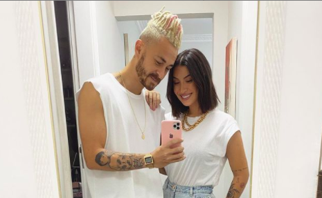 Bianca Andrade e Fred