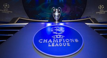 Troféu da Champions League - GettyImages