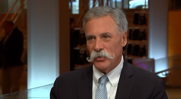 Chase Carey, CEO da Fórmula 1 - YouTube