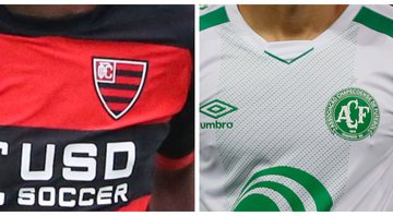 Oeste e Chapecoense: - Getty Images