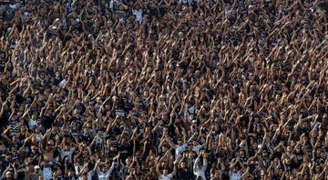Torcida do Corinthians - GettyImages