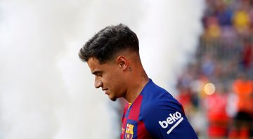 Coutinho segue no Barcelona - GettyImages