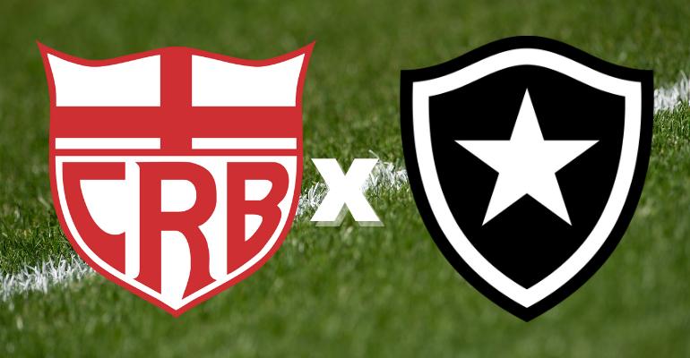 Sportbuzz · CRB x Botafogo: Saiba onde assistir e prováveis escalações