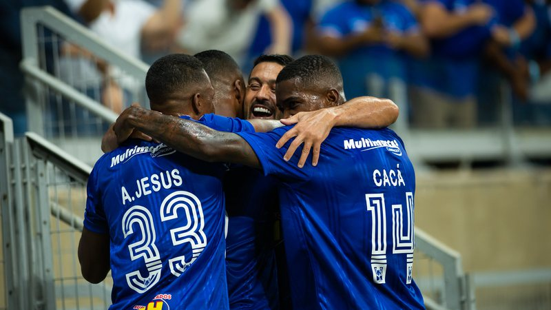 Elenco do Cruzeiro