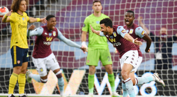 Aston Villa fugiu do rebaixamento - GettyImages