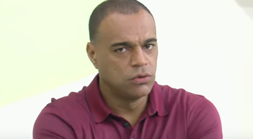 Denilson foi tema da conversa do ex-presidente do Botafogo - Transmissão Band
