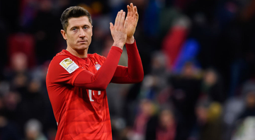 Lewandowski elogia Klopp e Guardiola - GettyImages