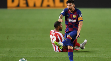 Lionel Messi quer sair do Barcelona - GettyImages