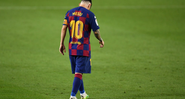 Messi marcou um gol na partida - GettyImages