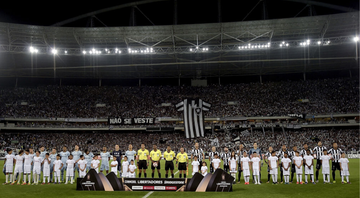 Botafogo segue atento ao mercado da bola - GettyImages