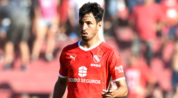 Lateral-esquerdo do Independiente interessa diretoria do Vasco, mas valor pedido pelos argentinos é considerado alto - GettyImages