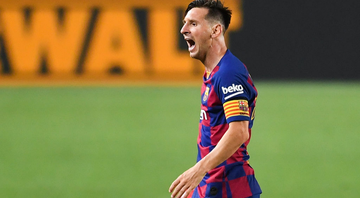 Messi tem 700 gols com a camisa do Barcelona - GettyImages