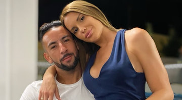 Esposa de Isla, alvo do Flamengo, já participou do reality show 'De Férias com o Ex', do Chile - Instagram