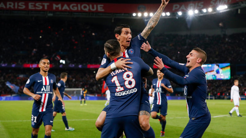Paris Saint-Germain vence o Dijon por 1 a 0 na Ligue 1