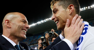 Ambos trabalharam juntos no Real Madrid - GettyImages