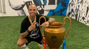 Tardelli irá defender as cores do Galo pela terceira vez - Instagram