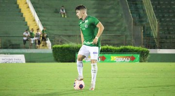 Volante Eduardo Person - David Oliveira / Guarani FC