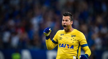 Goleiro Fábio, do Cruzeiro - GettyImages