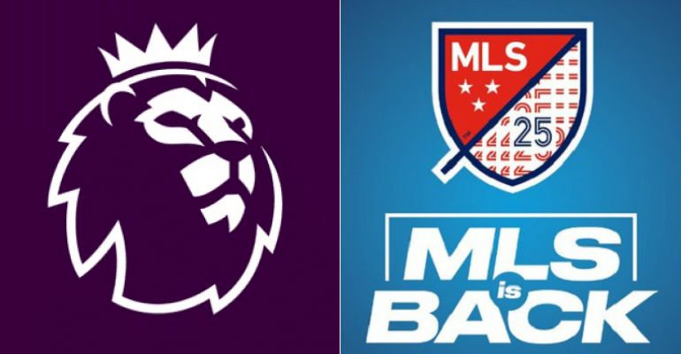 Premier League e MLS