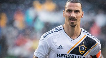 Zlatan Ibrahimovic surpreende seguidores com carro luxuoso - GettyImages