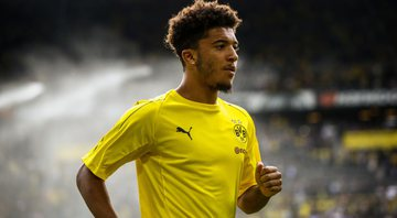 Sancho tem se destacado no Borussia Dortmund - Getty Images