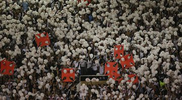 Torcida do Vasco - GettyImages