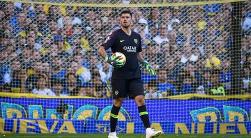 Rossi pertence ao Boca Juniors - GettyImages