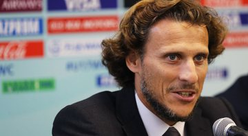 Diego Forlán (Crédito: Getty Images)