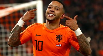Memphis Depay entrou na mira do Paris Saint-Germain - Getty Images