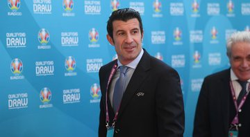 Figo passou por Sporting, Barcelona, Real Madrid e Inter de Milão - GettyImages