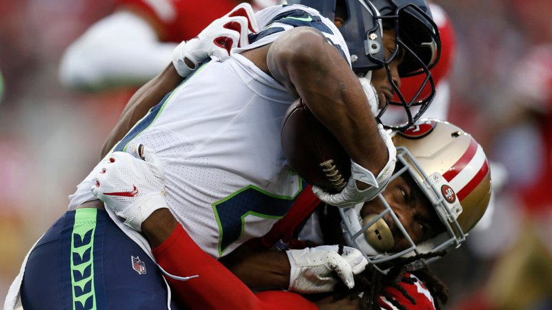 Confronto entre Seattle Seahawks e San Francisco 49ers