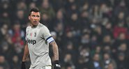 Mario Mandzukic está livre no mercado - Getty Images