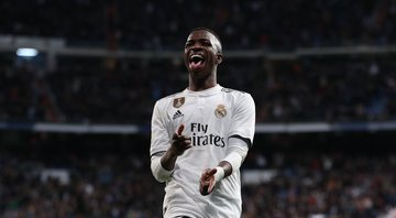 Vinícius Jr - Getty Images