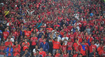 Torcida do Jorge Wilstermann - GettyImages