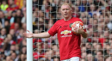 Paul Scholes, ex-United, desprezou o Mundial de Clubes - GettyImages