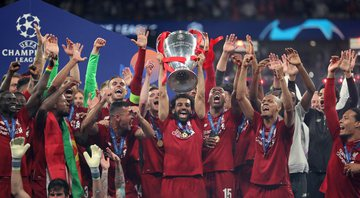 UEFA Champeions League - Getty Images
