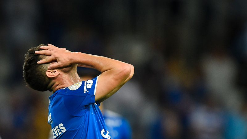 Thiago Neves assumiu parcela da culpa no rebaixamento do Cruzeiro