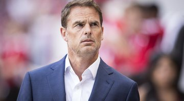 Frank De Boer (Crédito: Getty Images)